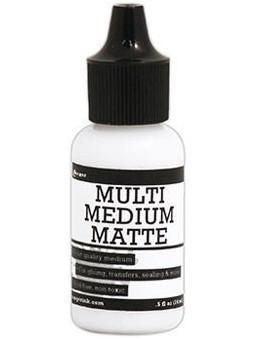 Multi Matte Medium