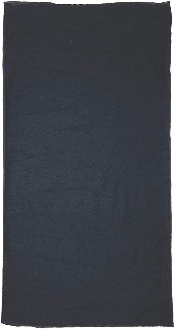 Seamless Bandana Black Out, Face Cover
