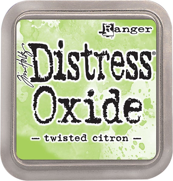 Tim Holtz Distress Oxide Ink Pad, Twisted Citron