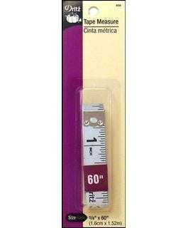 Cloth Tape Measure, 60-inch