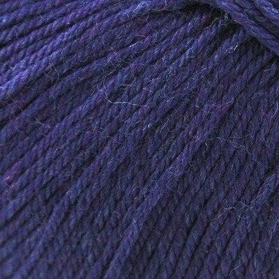 220 Superwash Midnight Heather 100% Wool 220 yards