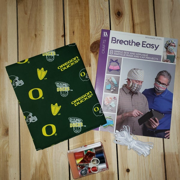 Mask Bundle Kit, University Of Oregon College Print