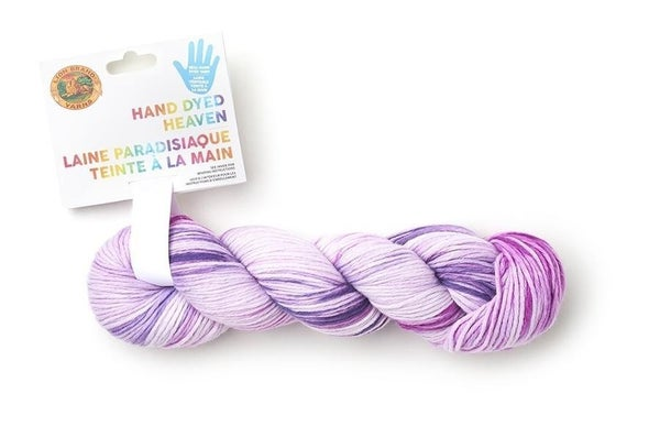 Lion Brand® Hand Dyed Heaven Yarn- Showstopper