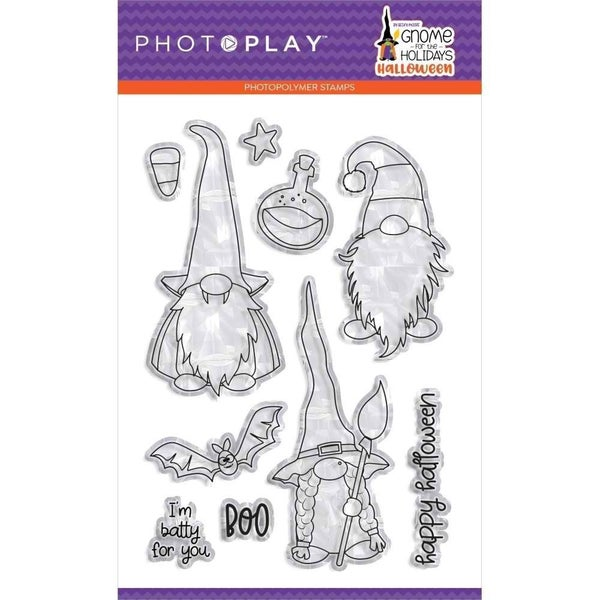 Gnome for Halloween Stamp Set by Photo Play