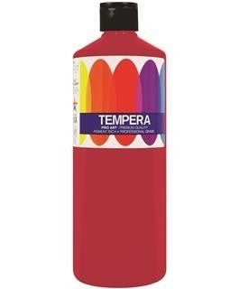 Liquid Tempera Paint, Red, 16oz