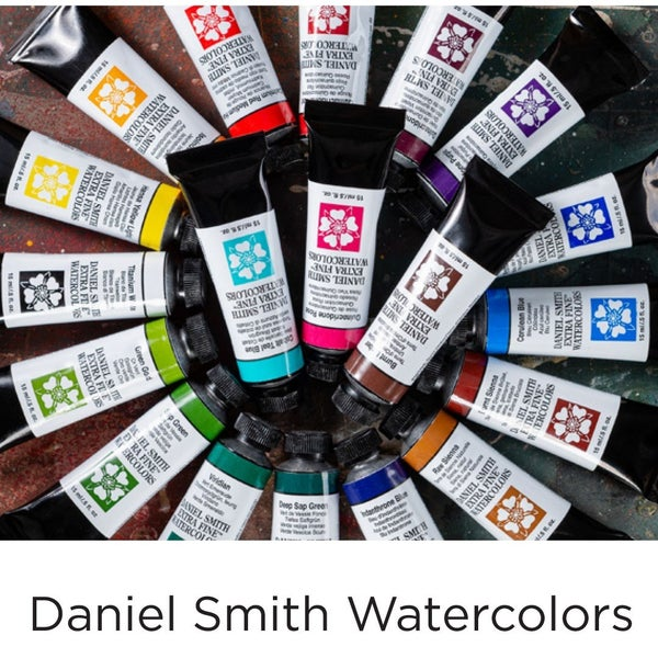 Daniel Smith Watercolors - 23.99 and up