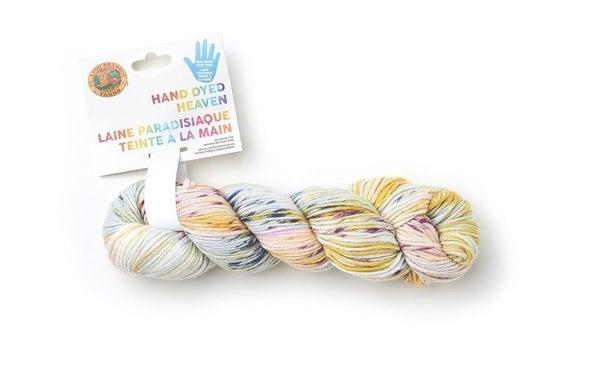 Lion Brand®Hand Dyed Heaven Yarn- Jawbreaker
