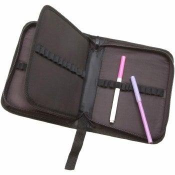 Marker Organizer Case Holds 48 Pens/Pencils