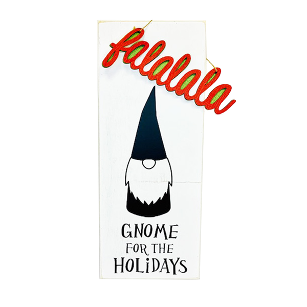 Gnome for the Holidays Wall Decor Project Box
