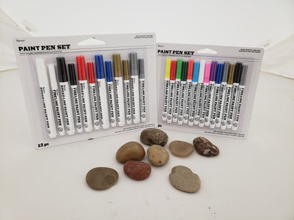 Paint Pens 2 Sets