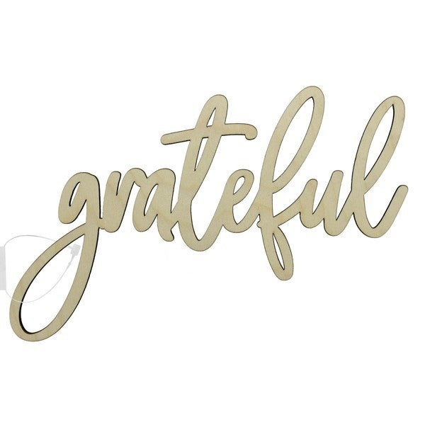 Grateful Wood Word