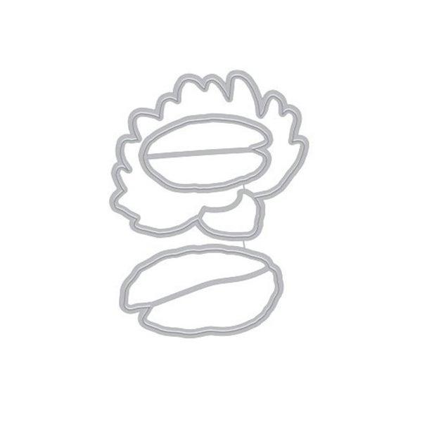 Hero Arts- Floral Lotus Die Cut