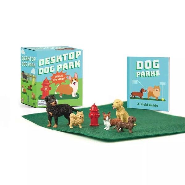 Mini- Desktop Dog Park
