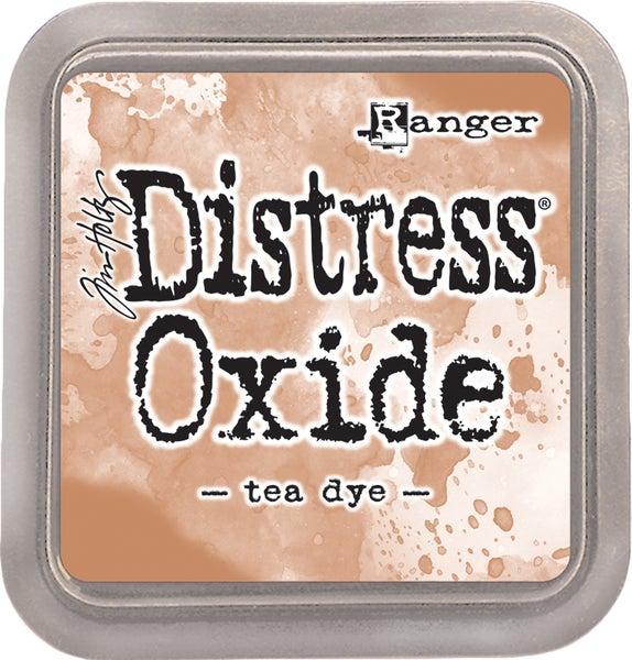 Tim Holtz Distress Oxide Ink Pad, Tea Dye