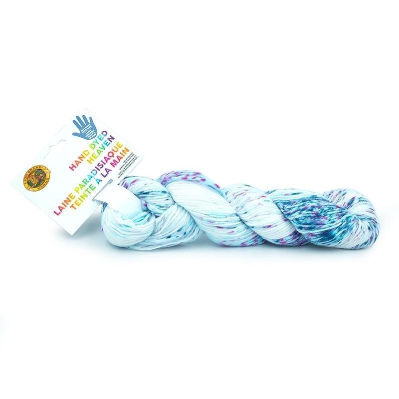 Lion Brand®Hand Dyed Heaven Yarn- Fantasy