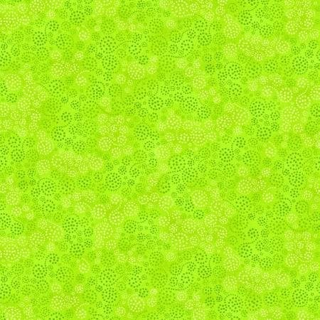1 Yard Cut - Wilmington Quilt Essential Sparkles Lime Green