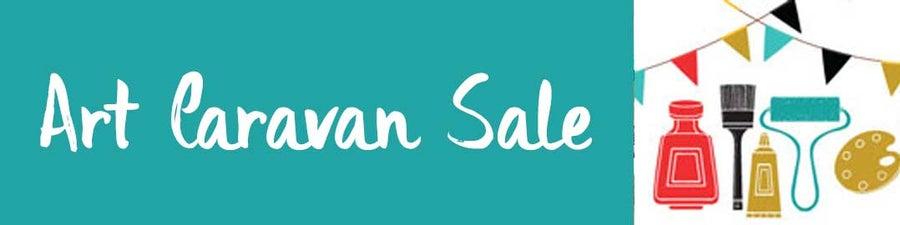 Art Caravan Sale