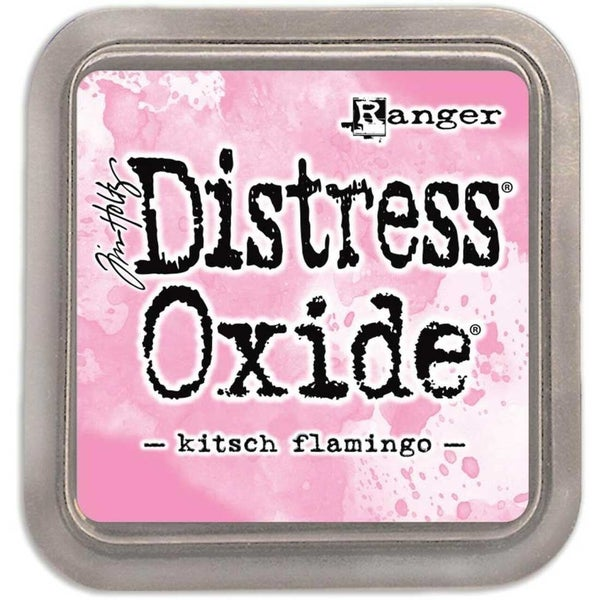 Tim Holtz Distress Oxide Ink Pad, Kitsch Flamingo