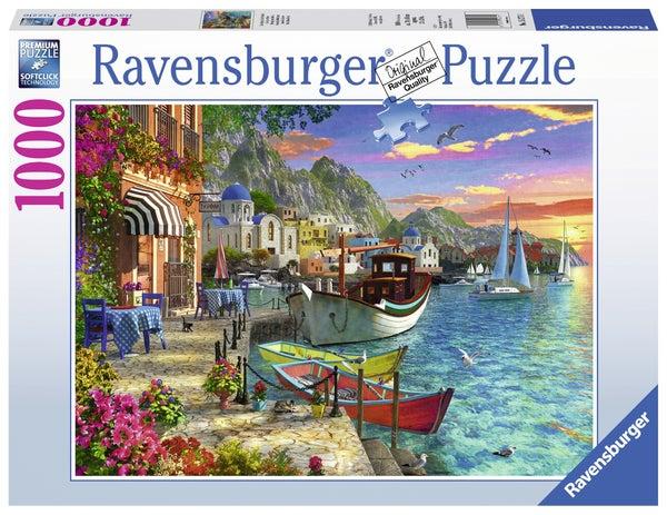 Grandiose Greece 1000 Pieces, Puzzle