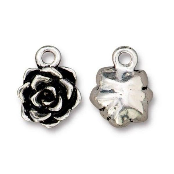 Tierra Cast- Succulent Charm, Silver