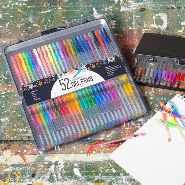 52 Gel Pen Set