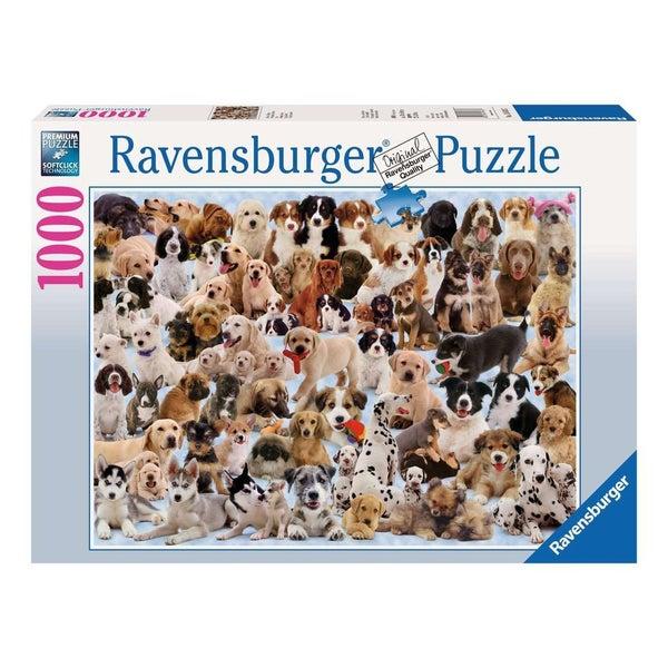 Dog Galore! Puzzle, 1000pc