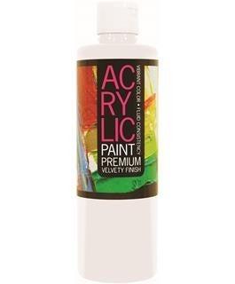 Student Acrylic Paint 16oz, White