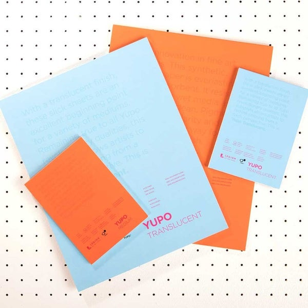 Yupo Paper Pads - Multiple Sizes, Starting at $5.99