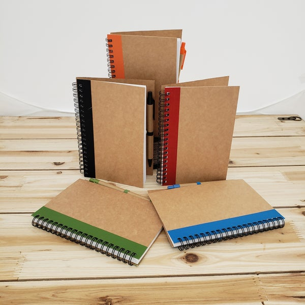Spiral Note Books 5pk