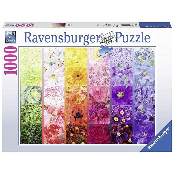 The Gardener's Palette No.1 Puzzle, 1000 pieces