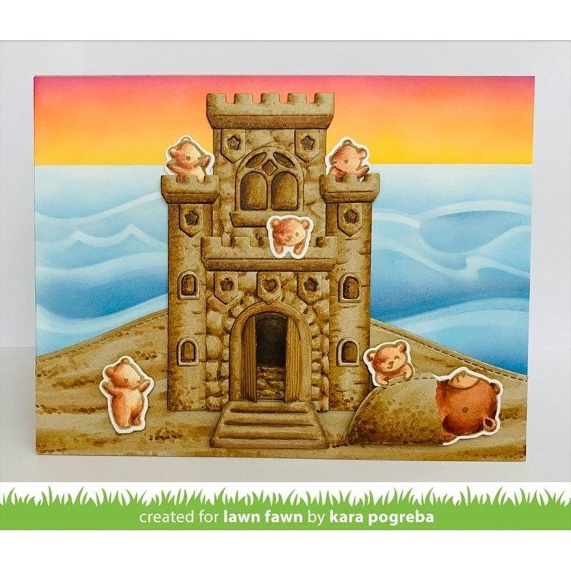 Build-A-Castle Die Cut Set, Lawn Fawn