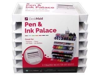 Desk Maid Organizers Desk Maid Pen & Ink Palace