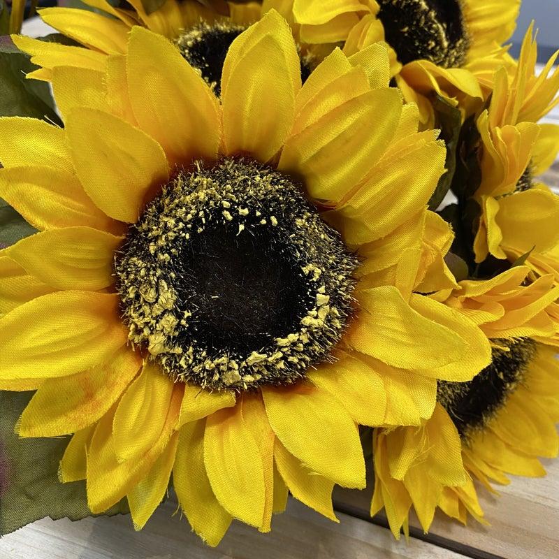 Sunflower Bush- Yellow