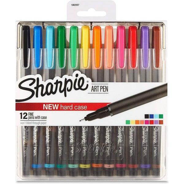 Sharpie Art Pen Set - 12 Piece