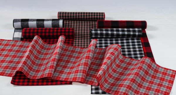 14x72 inch Table Runners (6 different styles)