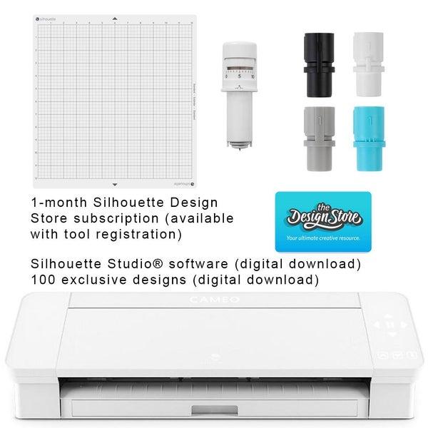 SILHOUETTE CAMEO® 4 - WHITE