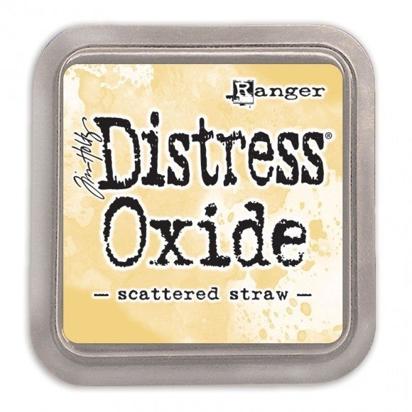 Tim Holtz Distress Oxide Ink Pad, Scattered Straw