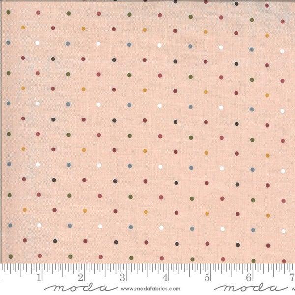1 Yard Cut - Folktale Magic Dot Petal Pink - MODA Fabrics