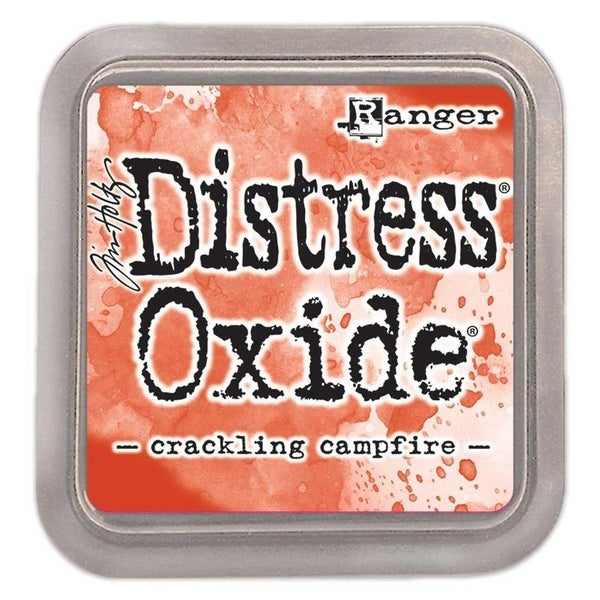 Tim Holtz Distress Oxide Ink Pad, Crackling Campfire