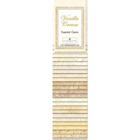 Quilting Strip Packs- Essential Gems, Vanilla Cream