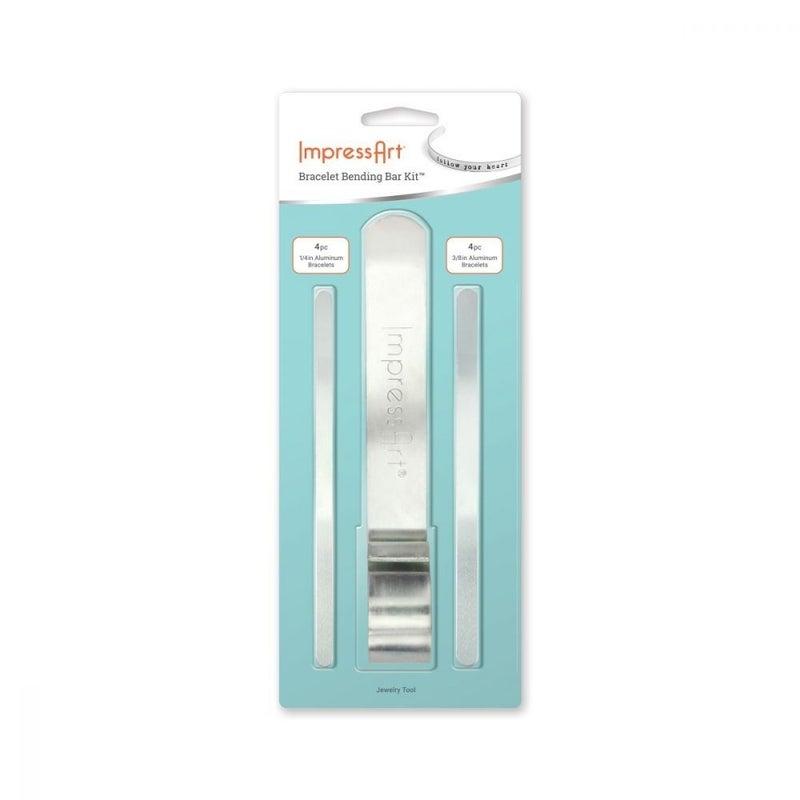 ImpressArt- Bracelet bending Bar Kit