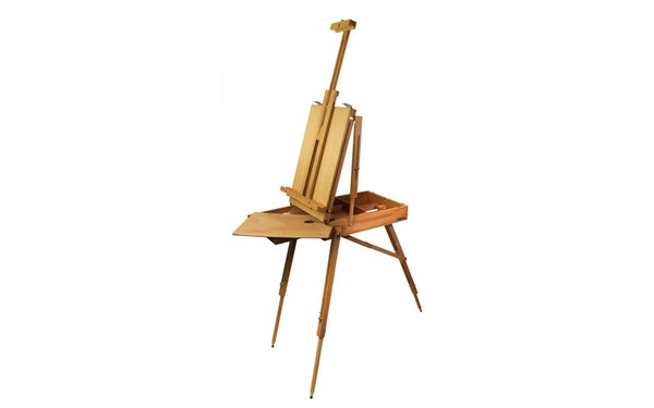 Pro Art French Style Easel with Level