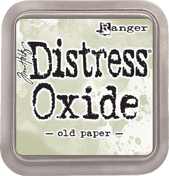 Tim Holtz Distress Oxide Ink Pad, Old Paper