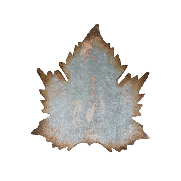 Ornamental Tin Leaf