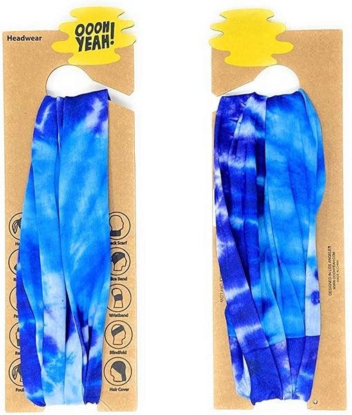 Seamless Bandana Tie Dye, Face Cover