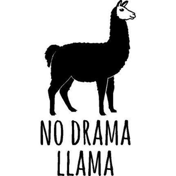 Ru-On Vinyl- No Drama Llama