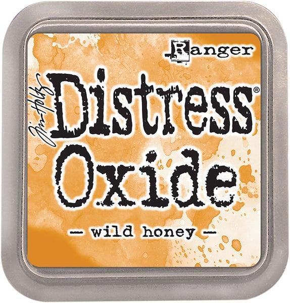 Tim Holtz Distress Oxide Ink Pad, Wild Honey