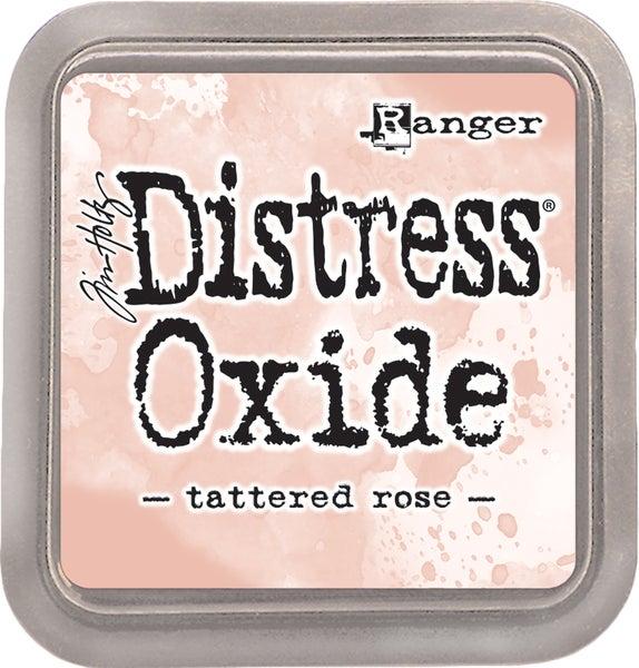 Tim Holtz Distress Oxide Ink Pad, Tattered Rose