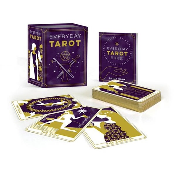 Mini- Everyday Tarot Deck
