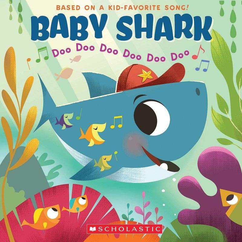 Baby Shark Doo Doo Book